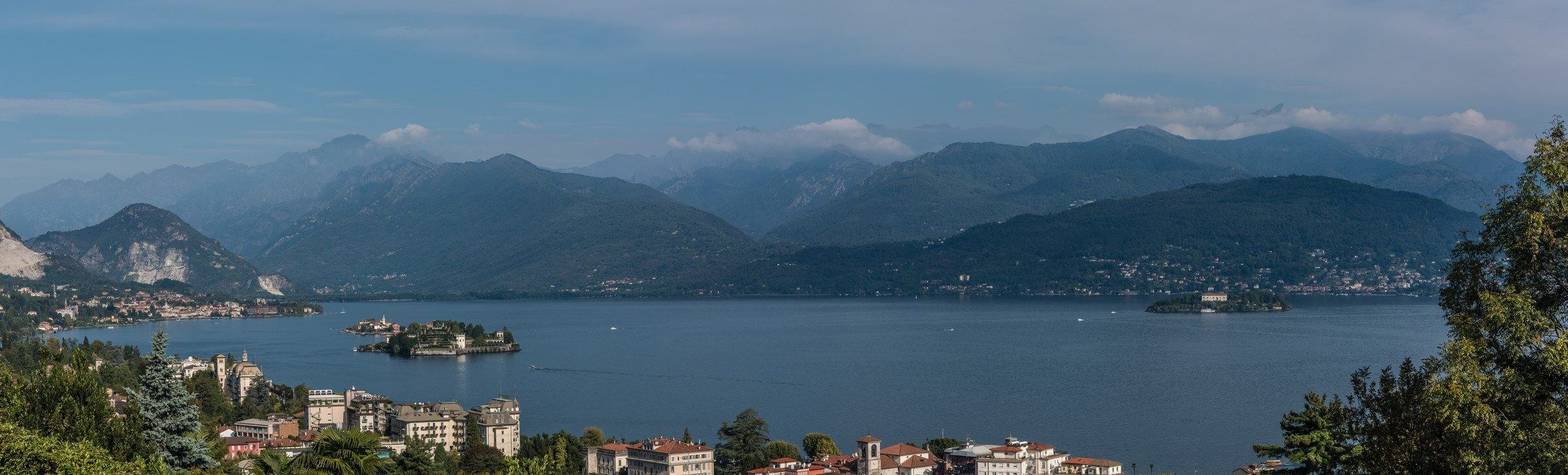 Vista da Vedasco, Stresa (VB)